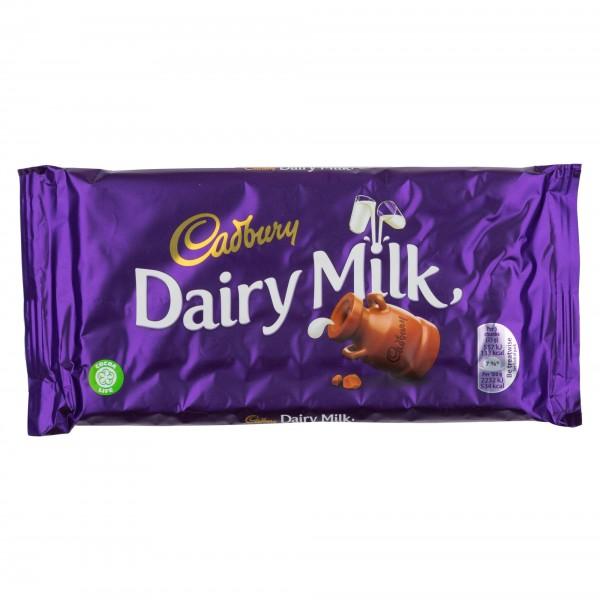 Cadbury Dairy Milk 200G 469916-V001 by Cadbury