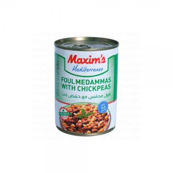 Maxim's Foul + Chickpeas 470025-V001 by Maxim's