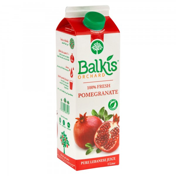 Balkis Pommegranate Juice 1L 470157-V001 by Balkis Orchard