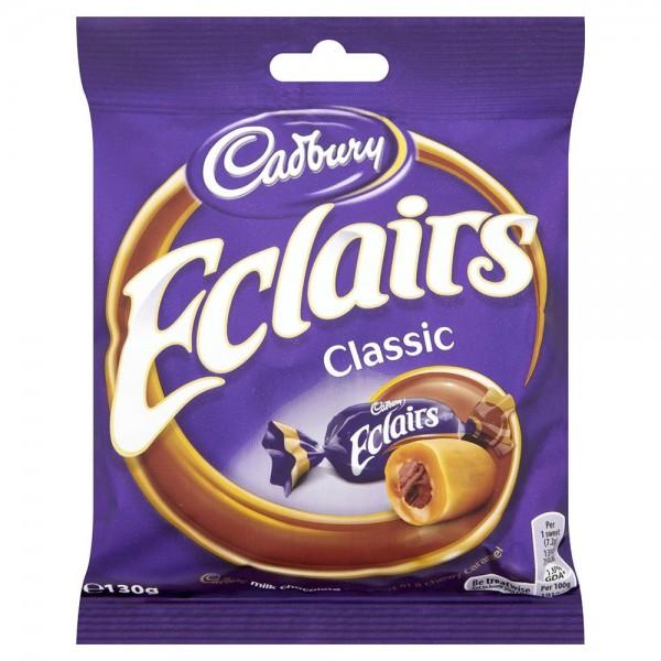 Cadbury Choc Eclairs 130G 470330-V001