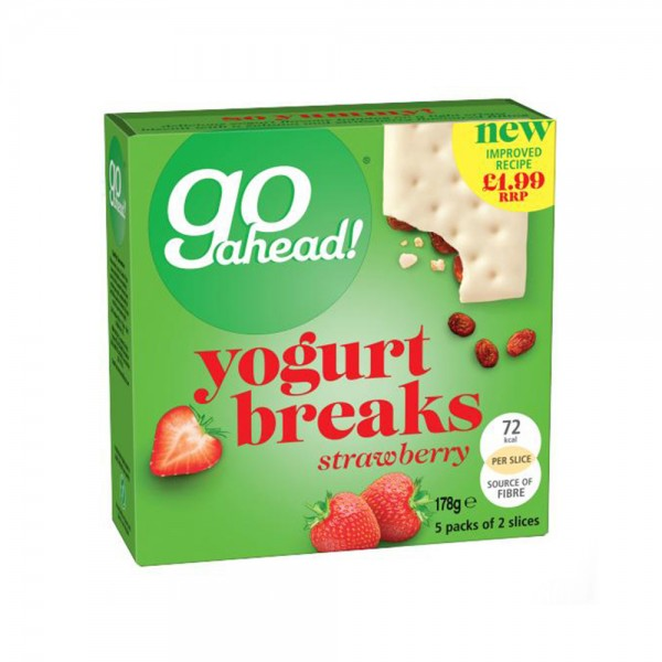 GO AHEAD STRAWBERRY 470363-V001 by McVitie's