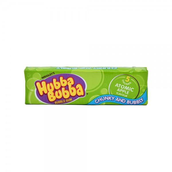 Extra Extra Hubba Bubba Apple - 5Pc 470382-V001 by Wrigley
