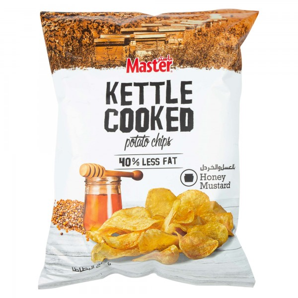 Master Kettle Honey Mustard 76g 470547-V001 by Master Chips