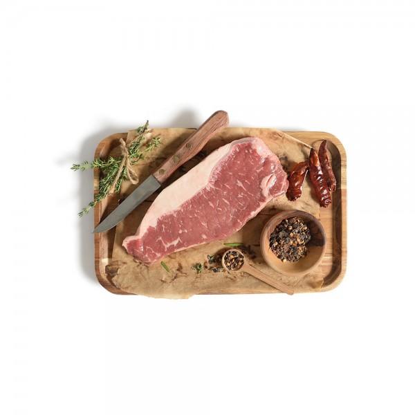 U.S Prime Angus Striploin per Kg 470834-V001 by Spinneys Butcher Shop