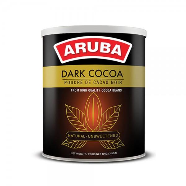 Aruba Dark Cocoa Tin 471057-V001 by Aruba