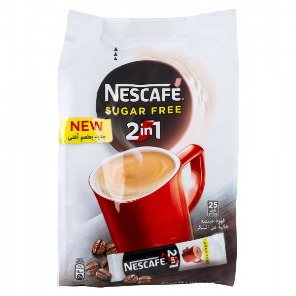 Nescafe Original 2In1 25s 471803-V001 by Nestle