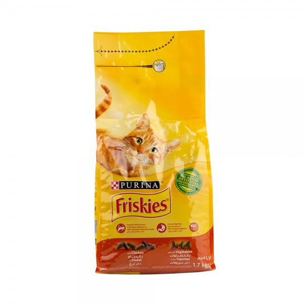 DRY CAT CHICKEN VEG 471999-V001 by Purina