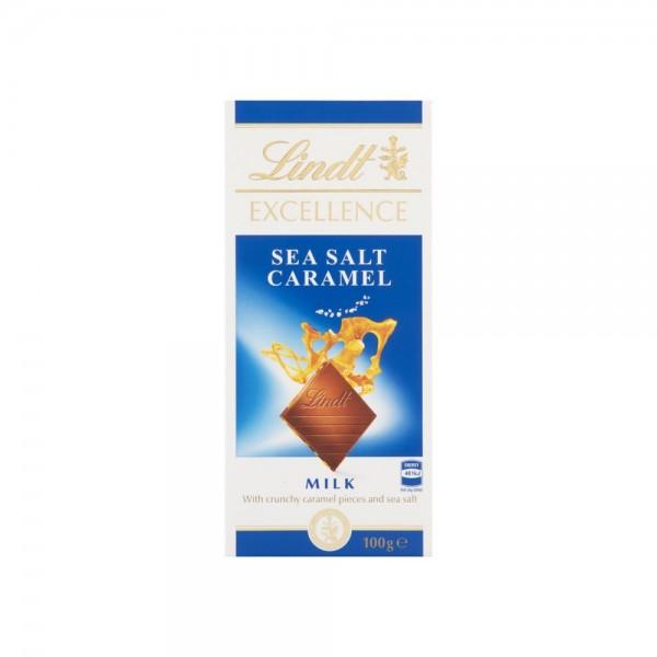 Lindt Excellence Sea Salt Caramel Milk 472089-V001 by Lindt