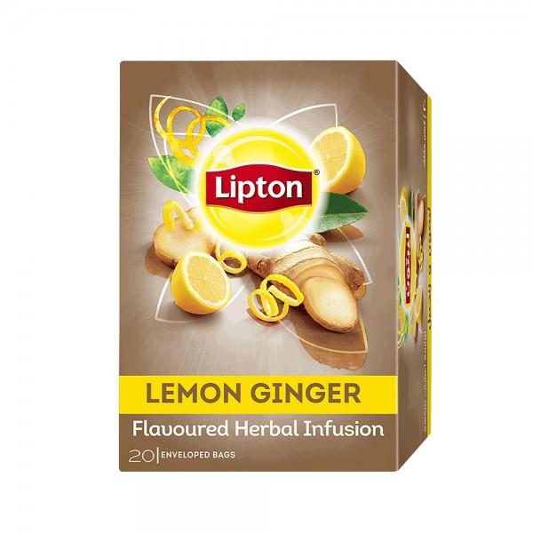 Lipton Lemon Ginger 472677-V001 by Lipton