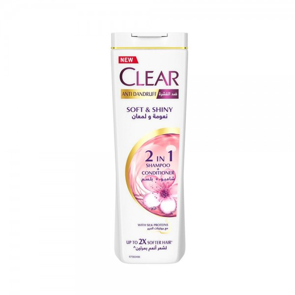Clear Sh Soft + Shiny 472715-V001 by Clear