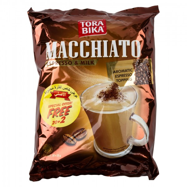 Torabika Macchiato Sachet 25G 472748-V001 by Tora Bika
