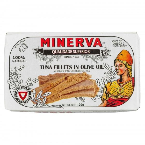 Minerva Sardines In Olive Oil 120G 472947-V001 by Minerva