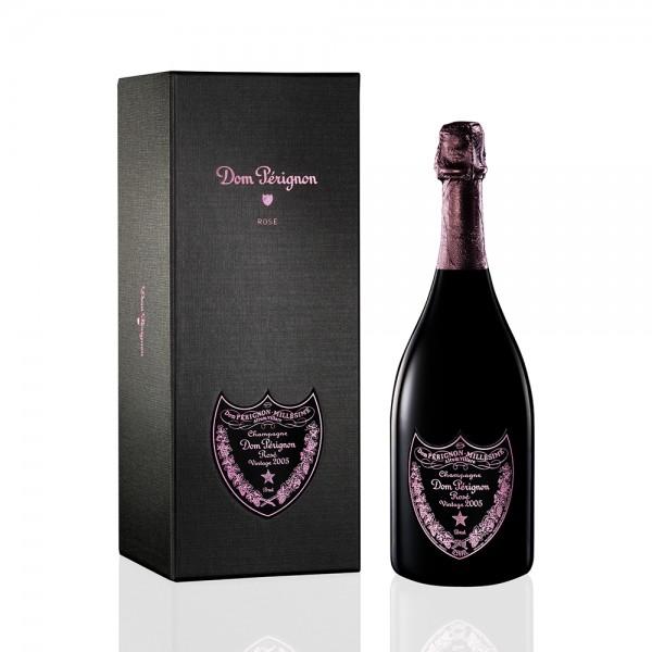 Champagne Dom Pérignon Rosé 2005 75cl 473186-V001 by Dom Pérignon