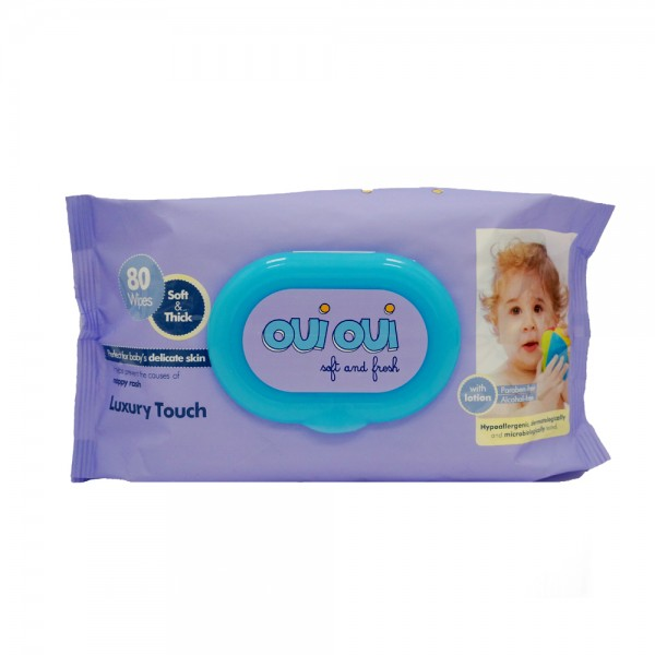 WIPES LUXURY TOUCH 473269-V001 by Oui Oui