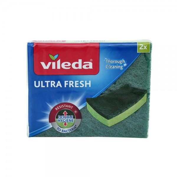 Vileda 3 Ultra Fresh Get 1 Free - 4X2Pc 473335-V002 by Vileda