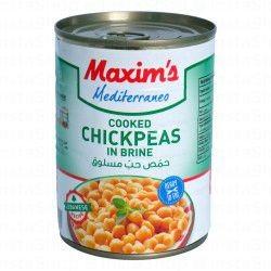 Chickpeas In Brine 473700-V001 by Maxim's