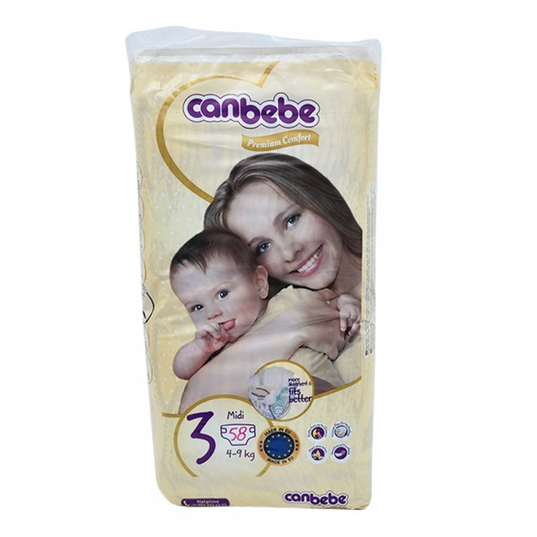 Canbebe Premium Diaper Stage 3 474042-V001 by Canbebe