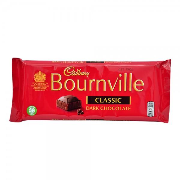 Cadbury Choc Bournville - 180G 474086-V001 by Cadbury