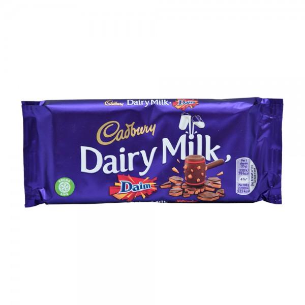 Cadbury Choc Dm Daim - 120G 474089-V001 by Cadbury