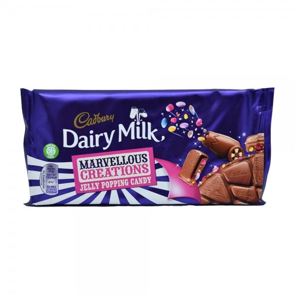 Cadbury Smash Jelly Pop Candy Chocolate 180G 474092-V001 by Cadbury