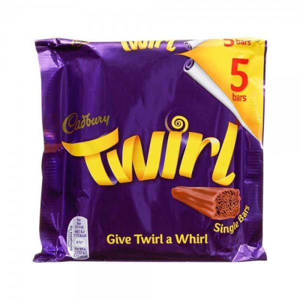 Cadbury Twirl 5pc 474121-V001 by Cadbury