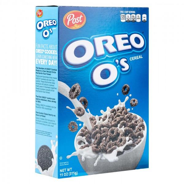Post Oreo O's Cereal 11Oz 474147-V001 by Post