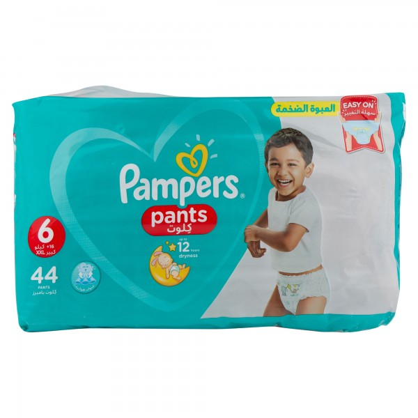 Pampers Pants Jumbo Pack S6 474251-V001 by Pampers