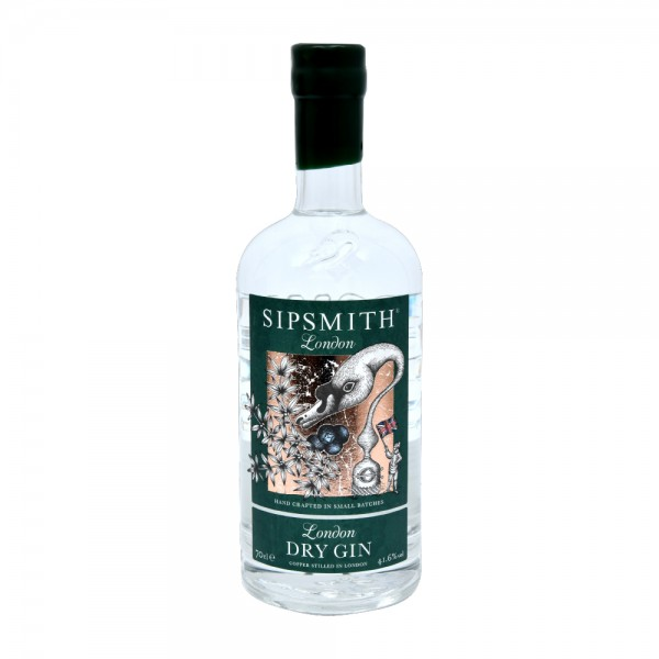 SIPSMITH London Dry Gin 700ml 474887-V001 by Sipsmith