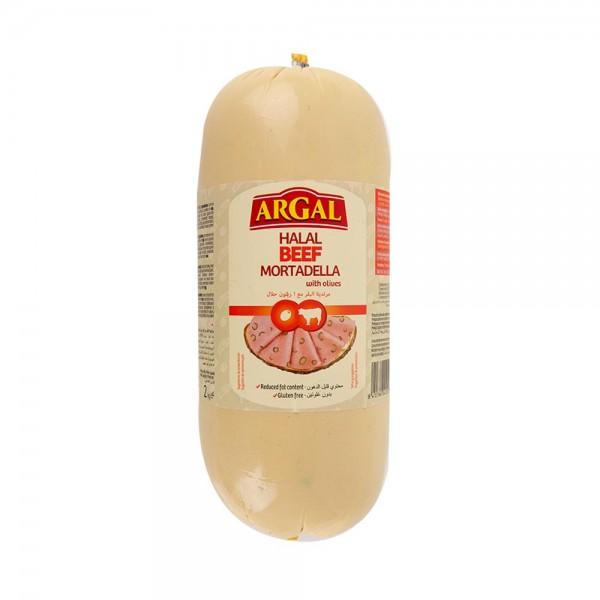 Argal Mortadela Beef Int 475427-V001 by Argal