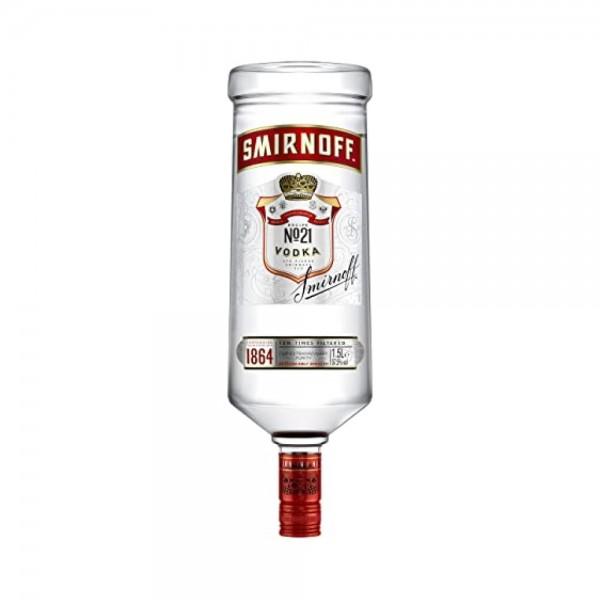 Smirnoff Triple Distilled Red Vodka - 1.5L 475608-V001 by Smirnoff
