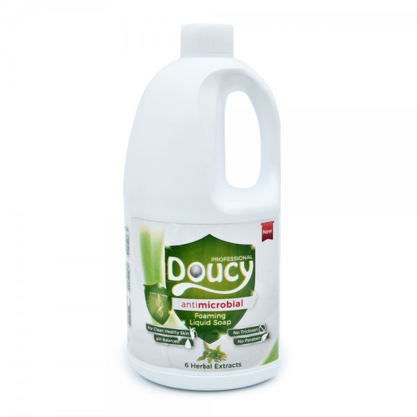 Doucy Liquid Soap Anti Microbial - 4L 475647-V001 by Doucy