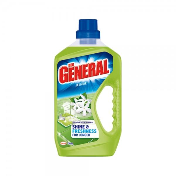 Dergeneral Floor Cleaner Jasmine - 750Ml 475753-V001 by Der General