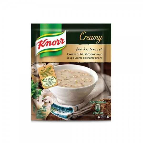 SOUP MUSHROOM 475890-V001 by Knorr