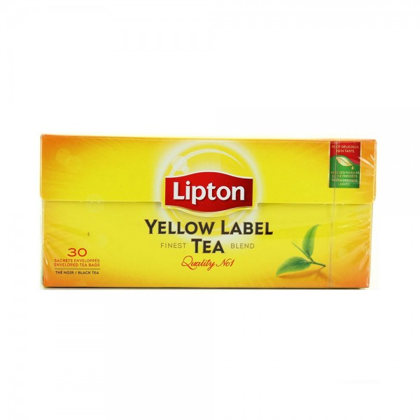THE YELLOW LABEL 30S 476264-V001 by Lipton