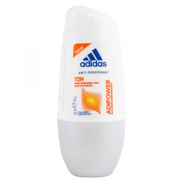 Adidas Adipower Woman Anti-Perspirant Roll For Her 50ml 476427-V001 by Adidas