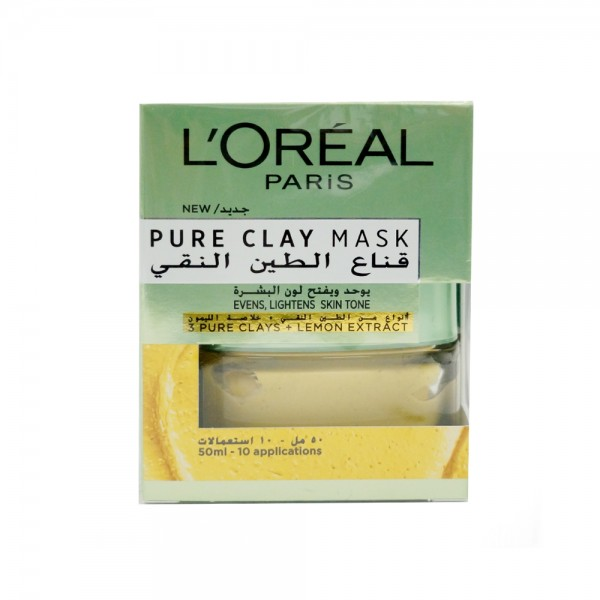 DERMO EXPERTISE CLAY YELLOW 476576-V001 by L'oreal