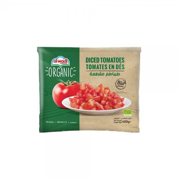 Al Wadi Al Akhdar Organic Diced Tomatoes 477601-V001 by Al Wadi Al Akhdar