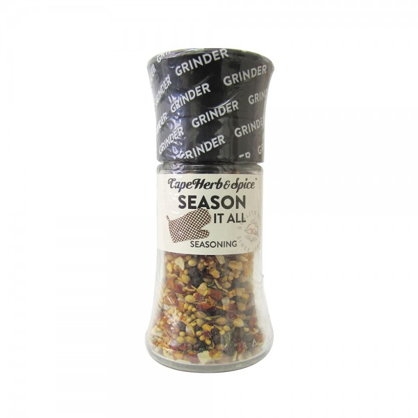 SEASON IT ALL GRINDER 477677-V001 by Cape Herb & Spice
