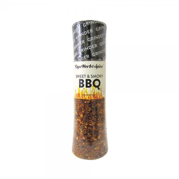 SWEET+ SMOKEY BBQ GRINDER 477713-V001 by Cape Herb & Spice