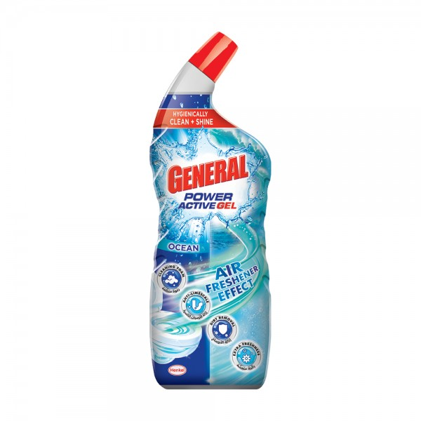 DER GENERAL Gel Toilet Cleaner Fresh Mist 750ml 477795-V001 by Der General