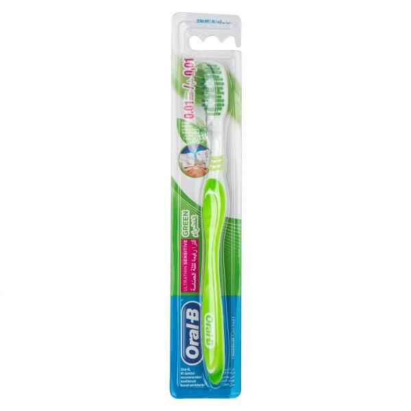 Oral-B Extra Soft|40 Green 1 Piece 477825-V001 by Oral-B