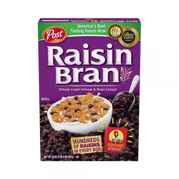 RAISIN BRAN 478608-V001 by Post