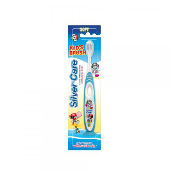 Silver Care Kid's Brush Soft 1 Piece 478623-V001 by Silver Care