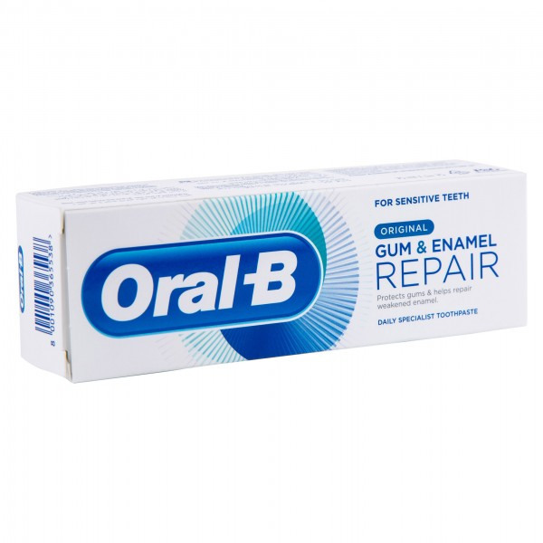 Oral-B Gum & Repair Original 75ml 478669-V001 by Oral-B