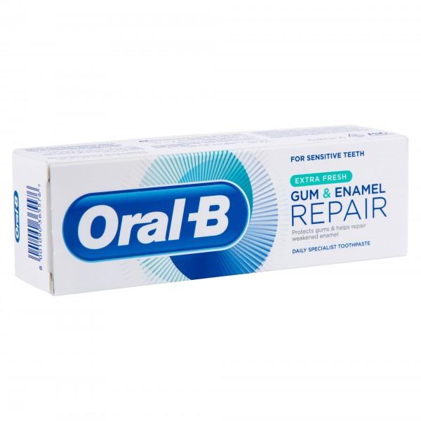 Oral-B Gum & Repair Extra Fresh 75ml 478670-V001 by Oral-B