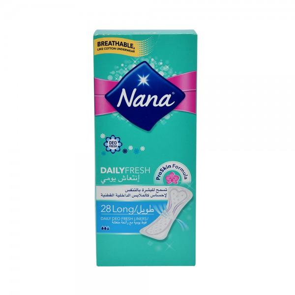 Nana Ps Long Deo Fresh - 28Pc 478890-V001 by Nana
