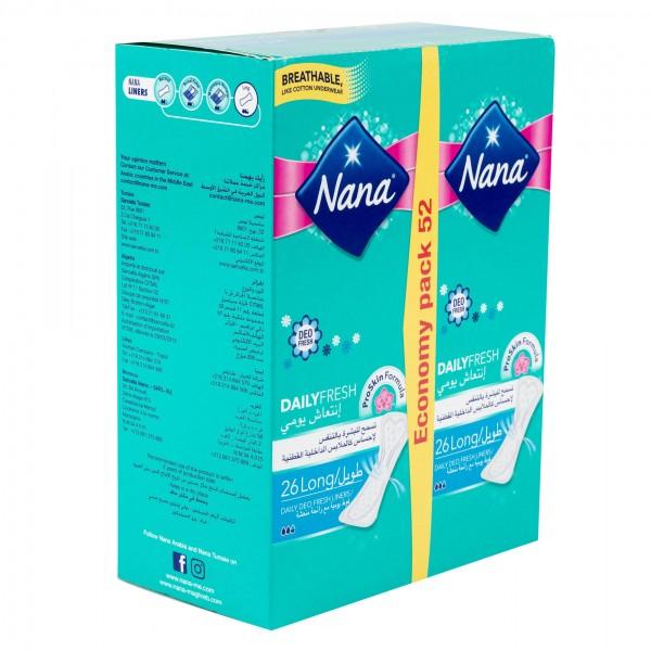 Nana Protégé-Slip Long Economy Pack 52's 478892-V001 by Nana