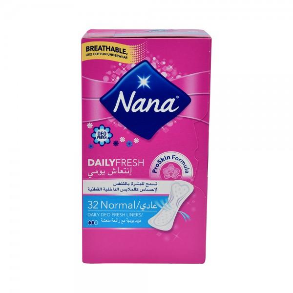 Nana P-S Normal Deo Fresh - 32Pc 478893-V001 by Nana