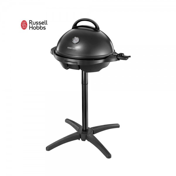 Russel Hob Elctrc Bbq In/Out Use Non Stck 479317-V001 by Russell Hobbs