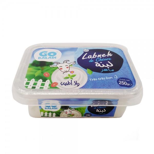 Go Baladi Goat Labneh In Extra-Virgin Olive Oil 250G 479580-V001